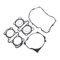 Engine Top End Head Repair Kit Gasket Set for Honda