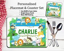 boys placemats for children