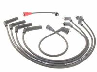 For Mitsubishi Mighty Max Wire Set and Spark Plugs Basic