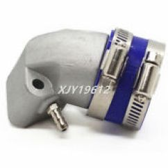 Gy6 150cc Wiring Diagram Directv Genie Dvr Scooter Parts Accessories Ebay Aluminum Intake Manifold Boot For Engine Atv Go Kart 30mm