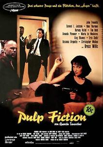 pulp fiction in filmposter gunstig
