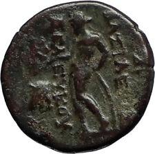 SELEUKOS II Kallinikos 246BC Seleukid Ancient Greek Coin ATHENA APOLLO i68490