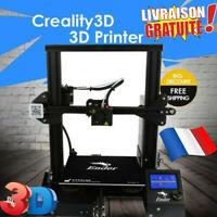 Creality3D Ender-3 V-slot Prusa I3 DIY Imprimante 3D Printer Kit ,220 x220x250mm
