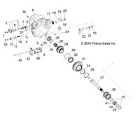 Polaris Razor UTV Side By Side 2008-2013 RZR 800 Thrust