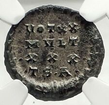 LICINIUS I Authentic Ancient 318AD Thessalonica Ancient Roman Coin NGC i76306