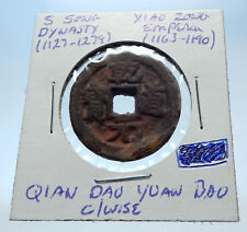 1163AD CHINESE Southern Song Dynasty Genuine XIAO ZONG Cash Coin of CHINA i72520