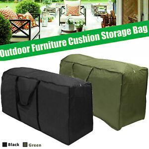 waterproof storage bag in garden