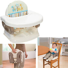 portable high chair booster tall yard chairs for sale ebay seat toddlers infant space saver baby traveling