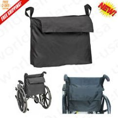 Wheelchair Accessories Ebay Kitchen Table Chair Covers For Sale Bag In Mobility Equipment Backpack Storage 14 X 19 Inch Waterproof Fabric Lightweight