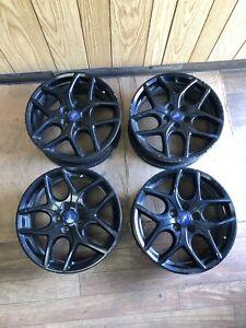 Ford Focus Black Rims : focus, black, Wheels,, Tires, Parts, Focus