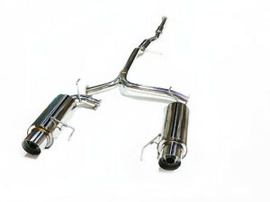 exhaust systems for 2002 honda accord