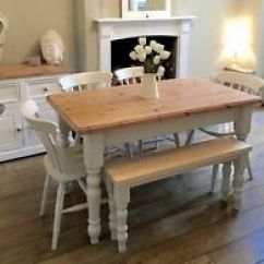 Kitchen Dining Tables Narrow Table Ebay Up To 6