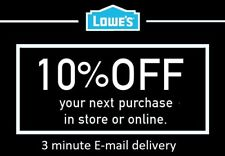 My Lowes Benefit Code