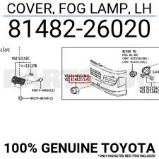 Genuine Toyota Lamp Cover 81482-52040 Car & Truck Fog
