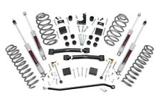 Rough Country Suspension Lift Kits & Parts for Jeep