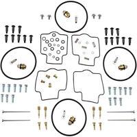 Carburetor Carb Repair Kit For 1996-2009 Kawasaki EN500C