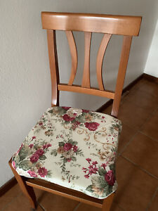 Per completare l'arredamento della zona living outdoor, i cuscini si rivelano particolarmente utili, offrendo la possibilità di giocare con colori e rivestimenti. Cuscini Per Sedie Cucina Acquisti Online Su Ebay