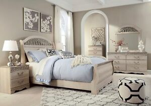ashley furniture white bedroom