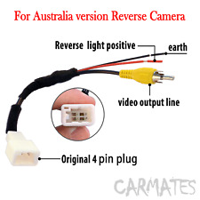 Reverse Car Audio & Video Wire Harnesses for sale | eBay