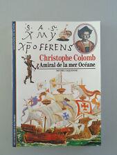 C'est Pas Sorcier Christophe Colomb : c'est, sorcier, christophe, colomb, Livre, Christophe, Colomb, Vente, Livres, Anciens,, Collection