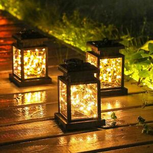 garden table lights for sale ebay