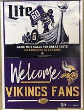 minnesota vikings football vintage
