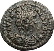 SEVERUS ALEXANDER as Caesar Laodikeaia in Phrygia RARE Roman Coin TYCHE i71115
