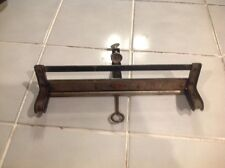 Hand Saw Sharpening Vise