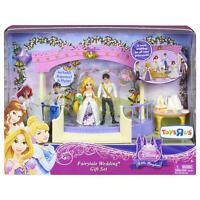 Rapunzel and Flynn Wedding 2 Doll Gift Set Disney Princess