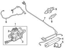 Mopar Genuine OEM Front Shocks & Struts for Jeep Grand