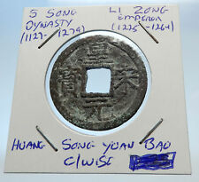 1225AD CHINESE Southern Song Dynasty Genuine LI ZONG Cash Coin of CHINA i71498