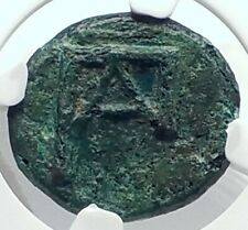 KEPHALLENIA Greek City of PALE off Elis in IONIAN Sea Ancient Coin NGC i77283