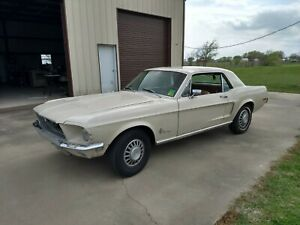 They've been popular icons for five decades; Mustang 1968 Cars And Trucks For Sale Ebay