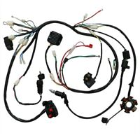 ATV GY6 125CC 150CC CDI STATOR WIRING Loom Harness Scooter