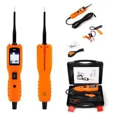 Auto Test Probe 12V 24V Automotive Power Circuit Electrical Tester AC DC OHM