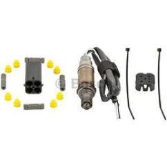 Ford Mondeo Mk4 Radio Wiring Diagram Upper Leg Muscles Car Lambda Probes Sensors Ebay Bosch Universal Sensor 0258986507 Single