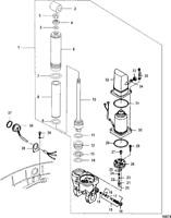 Rebuild Kit For Yamaha outboard 60 70 75 85 90HP trim tilt