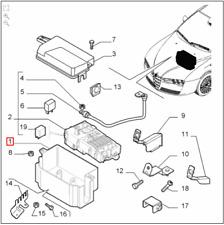 Fusibles et boites à fusibles pour automobile Alfa Romeo