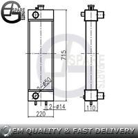 Radiator Core X220413032 For Komatsu PC35R-8 PC30R-8 PC40R