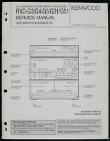Kenwood RXD-G2 RXD-G21 Original Compact Hifi System