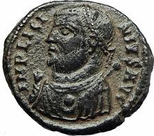 LICINIUS I Constantine I enemy 317AD Authentic Ancient Roman Coin JUPITER i76673