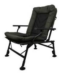 Nash Fishing Chair Accessories Red Patio Chairs Ebay Prologic Comfort Carp With Arms Ultra Padded Adjustable Legs