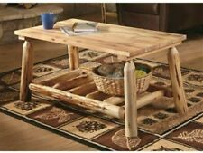 rustic coffee tables for sale in