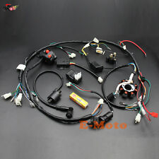 taotao 50 wiring diagram 2001 pontiac grand am engine motorcycle electrical ignition parts for zongshen ebay complete electrics atv quad 150 200cc 250cc 300cc harness lifan