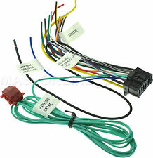 pioneer avh p3100dvd tekonsha prodigy p2 trailer brake controller wiring diagram car audio and video wire harness | ebay