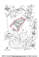 Yamaha Boat Engines, Parts for Yamaha WaveRunner FX