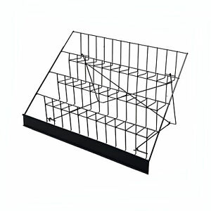 wire display rack in other retail racks