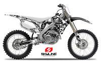 2014 2015 HUSQVARNA TC 125 250 GRAPHICS KIT MOTOCROSS DIRT