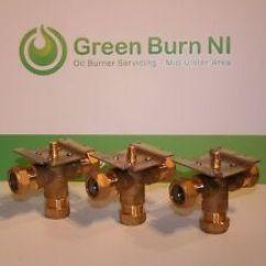 Danfoss Mid Position Valve Wiring Diagram Lennox Gas Furnace Plumbing Valves Ebay Hsv3 22mm 3 Port Body Only Part No