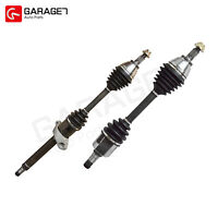 2X Front CV Joint Axle Assembly Fit 1995-1998 Eagle Talon